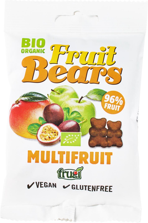 Biologische Frugi Frugi multifruit 50 gr