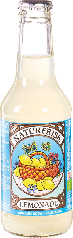 Biologische Naturfrisk Lemonade 250 ml