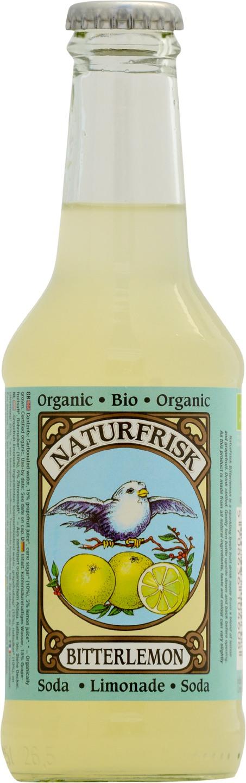 Biologische Naturfrisk Bitterlemon 250 ml