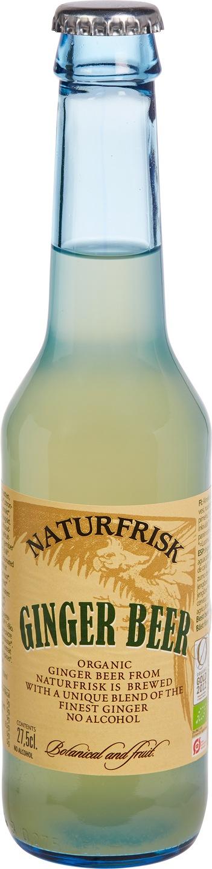 Biologische Naturfrisk Ginger beer 275 ml