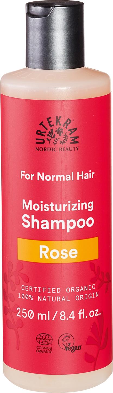 Biologische Urtekram Shampoo rozen 250 ml