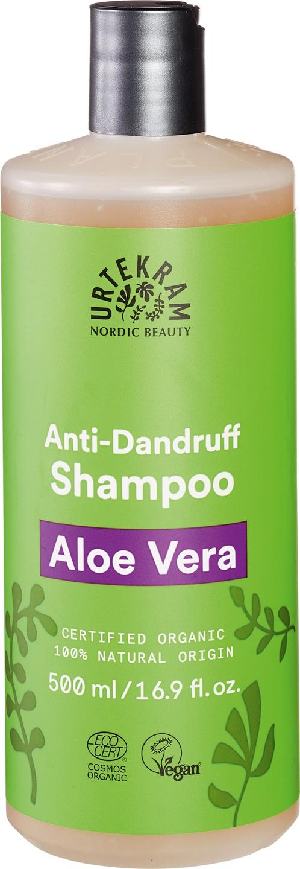 Biologische Urtekram Aloe vera shampoo (dandruff) 500 ml