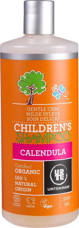 Biologische Urtekram Kindershampoo met calendula 500 ml