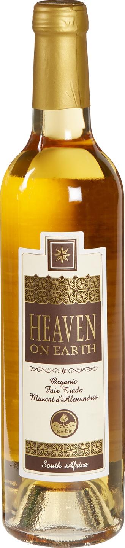 Biologische Heaven On Earth Dessertwijn 375 ml