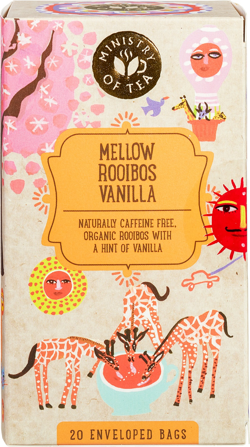 Biologische Ministry of Tea Earl grey tea 25 st