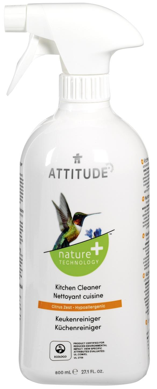Biologische Attitude Keukenreiniger 800 ml