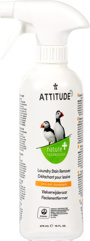 Biologische Attitude Vlekverwijderaar citrus zest 475 ml