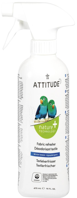 Biologische Attitude Textielverfrisser winter breeze 475 ml
