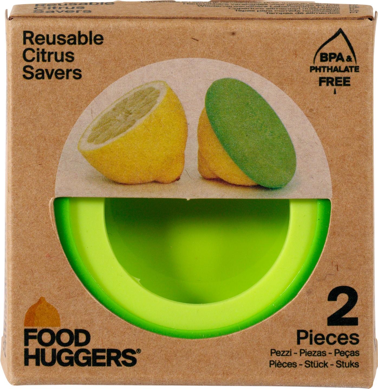 Biologische Foodhuggers Citroen hugger 2 st