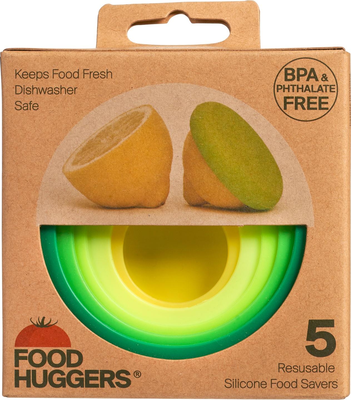 Biologische Foodhuggers Foodhugger 5-pack 5 st