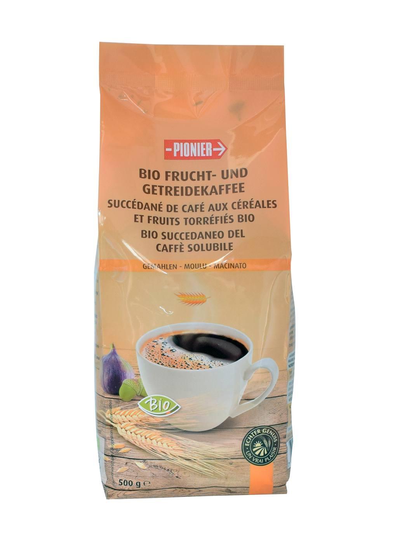 Biologische Pionier Vruchtenkoffie 500 gr