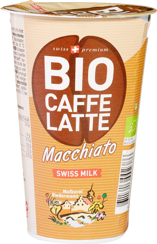 Biologische Biedermann IJskoffie macchiato 230 ml
