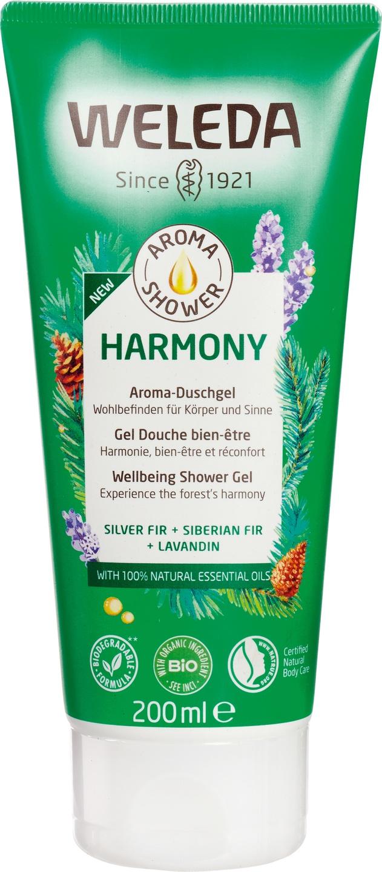 Biologische Weleda Aroma shower harmony 200 ml