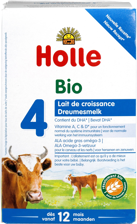 Biologische Holle Dreumesmelk 4 600 gr