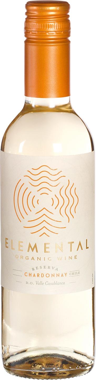Biologische Elemental Chardonnay 375 ml