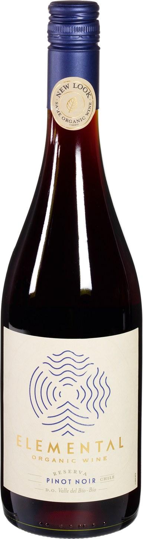 Biologische Elemental Pinot Noir 750 ml