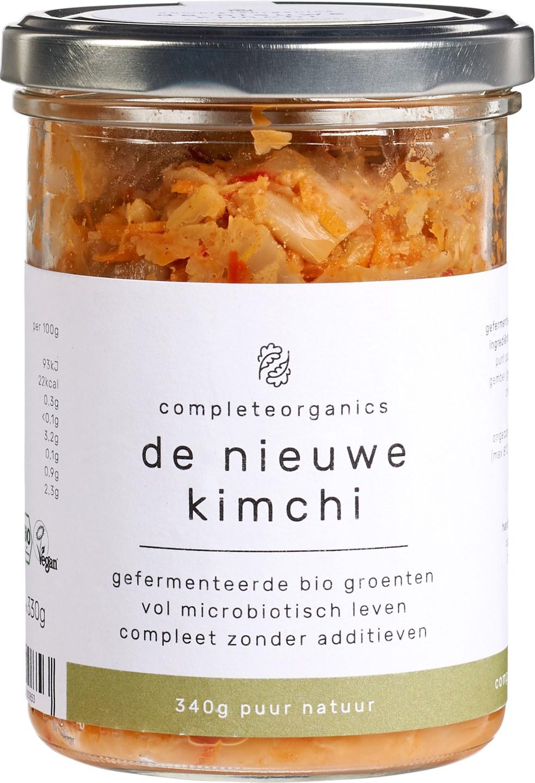 Biologische Completeorganics Kimchi 340 gr