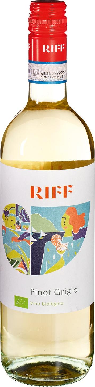 Biologische Progetto Lageder Riff Pinot Grigio 750 ml