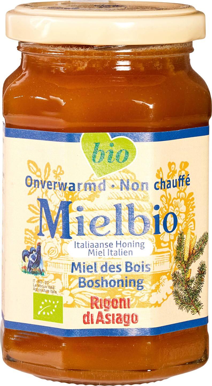 Biologische Mielbio Boshoning RAW 300 gr