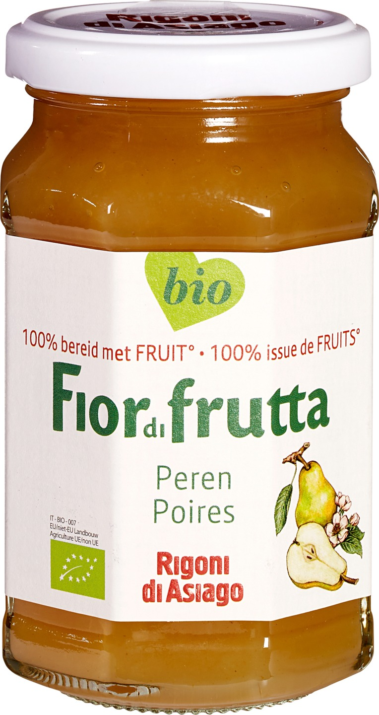-23% SALE   Biologische Fiordifrutta Peer fruitbeleg 250 gr