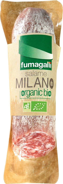 Biologische Fumagalli Salametto Milano 200 gr