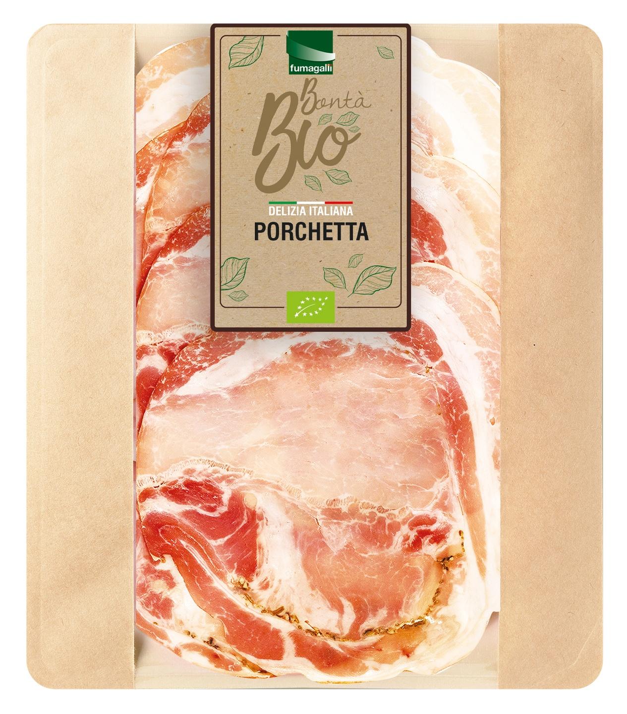 Biologische Fumagalli Porchetta 70 gr