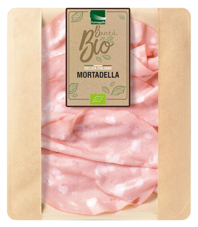 Biologische Fumagalli Mortadella 70 gr