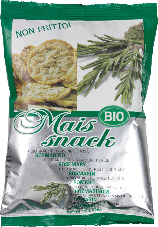 Biologische Bio Alimenti Maiswafels rozemarijn 50 gr