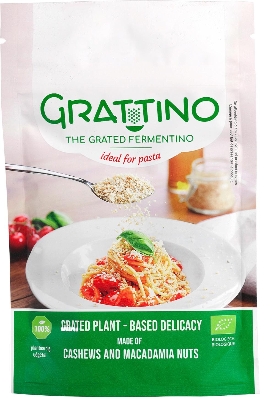 -20% SALE | Biologische Grattino Geraspte fermentino 75 gr