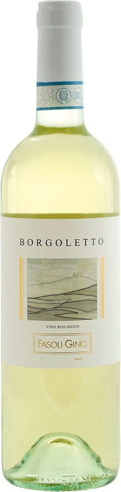 Biologische La Corte del Pozzo Borgoletto Soave 750 ml