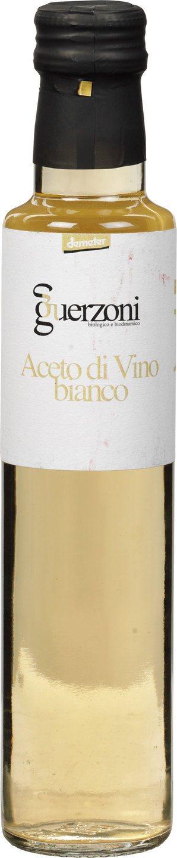 Biologische Guerzoni Witte wijnazijn 250 ml