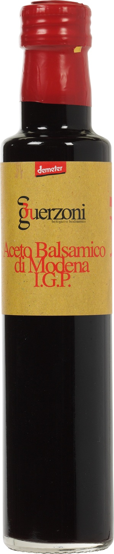 Biologische Guerzoni Balsamico azijn 250 ml