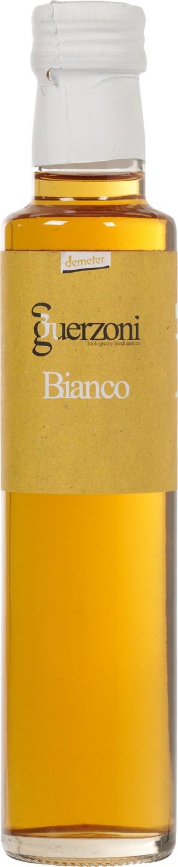 Biologische Guerzoni Witte balsamico azijn 250 ml