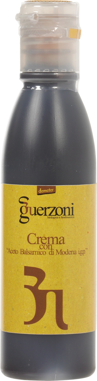 Biologische Guerzoni Balsamico crème 125 ml