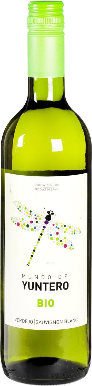 Biologische Mundo de Yuntero Verdejo / Sauvignon Blanc 750 ml