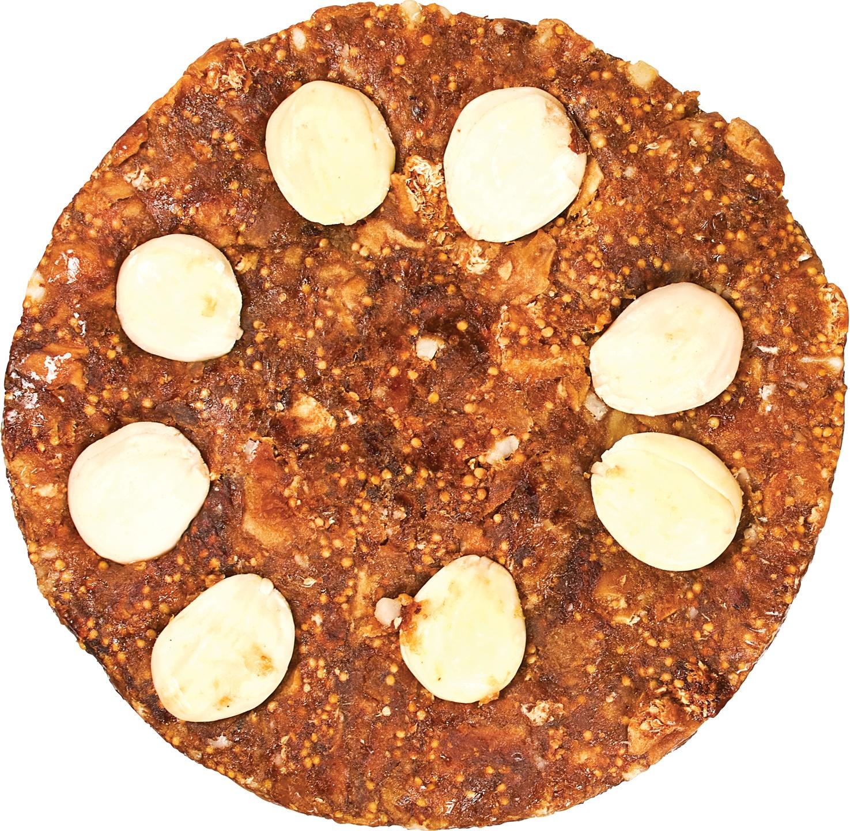 Biologische De Juan Vijgenbrood met amandel 200 gr