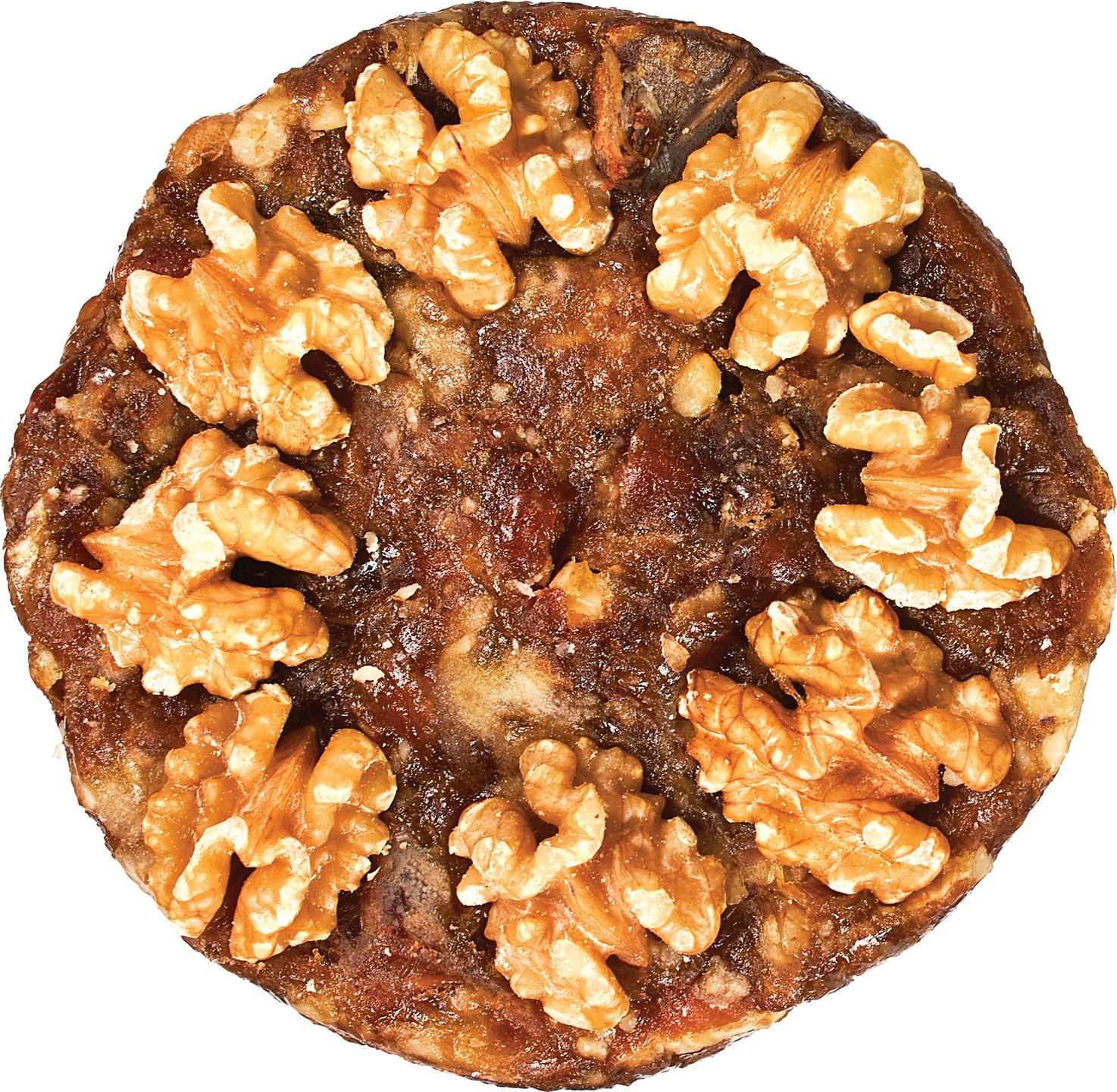 Biologische De Juan Dadelbrood met walnoot 200 gr