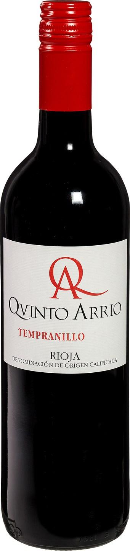 Biologische Quinto Arrio Tinto Rioja 750 ml
