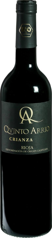 Biologische Quinto Arrio Rioja Crianza 750 ml