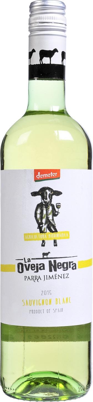 Biologische La Oveja Negra Parra Jeminez Sauvignon blanc 750 ml