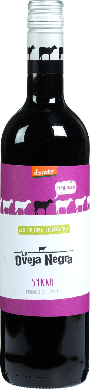 Biologische La Oveja Negra Parra Jimenez Syrah 750 ml