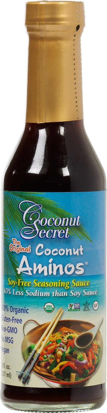 Biologische Coconut Secret Coconut aminos 237 gr