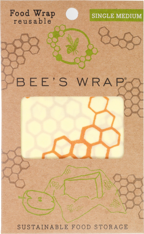Biologische Bee's Wrap Bee's Wrap medium 1 st