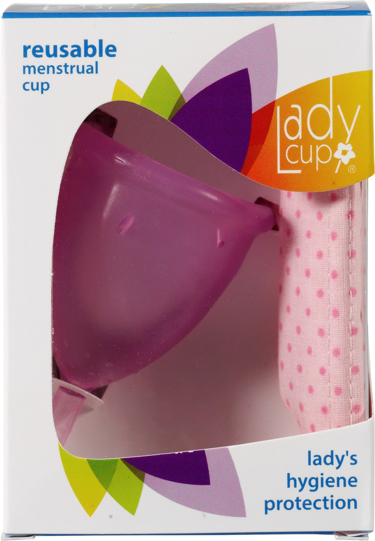 Biologische Ladycup Menstruatiecup L 1 st