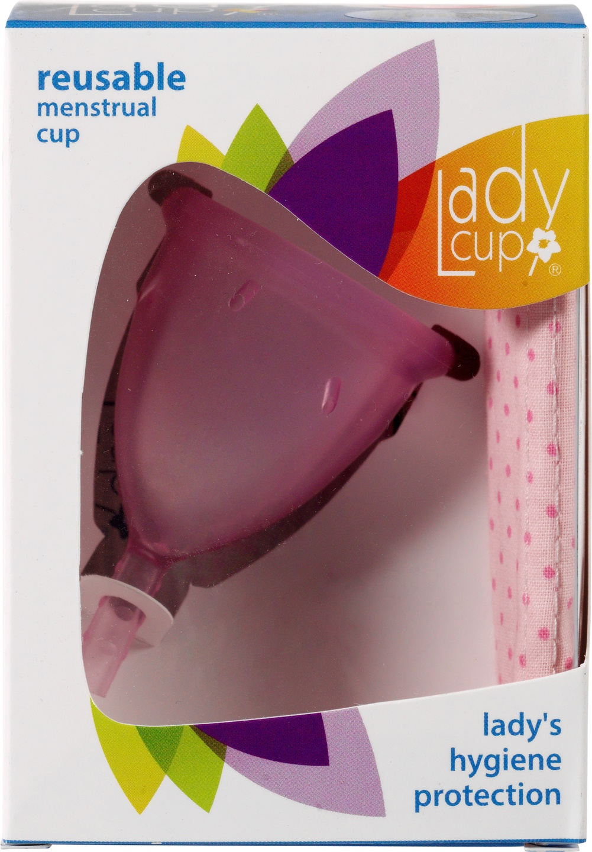Biologische Ladycup Menstruatiecup S 1 st
