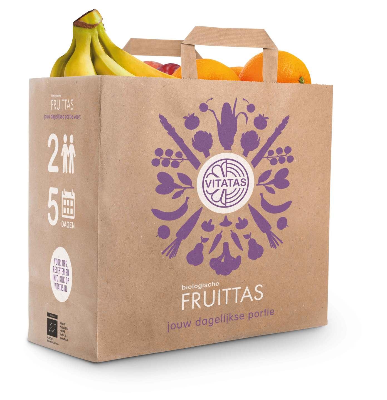 Biologische Vitatas Fruittas 2-persoons 1 st