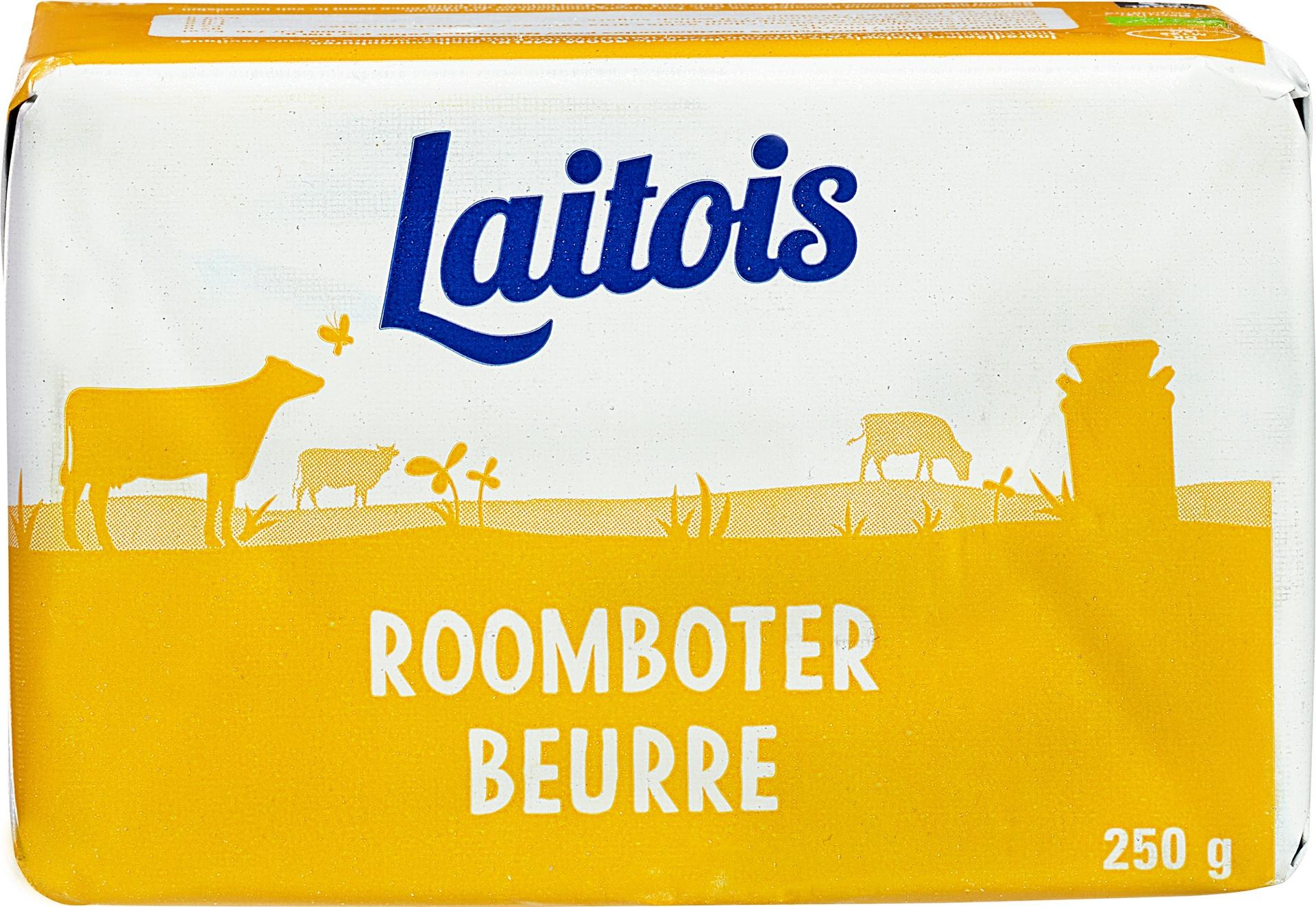 Biologische Proef Roomboter ongezouten 250 gr
