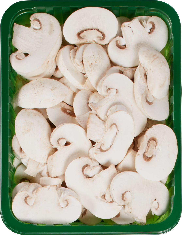 Biologische Puur NL Gesneden champignons 250 gr