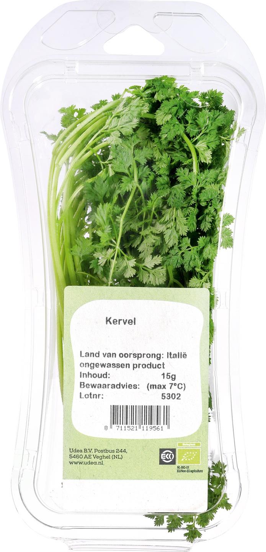 Biologische Ekoplaza Kervel 15 gr