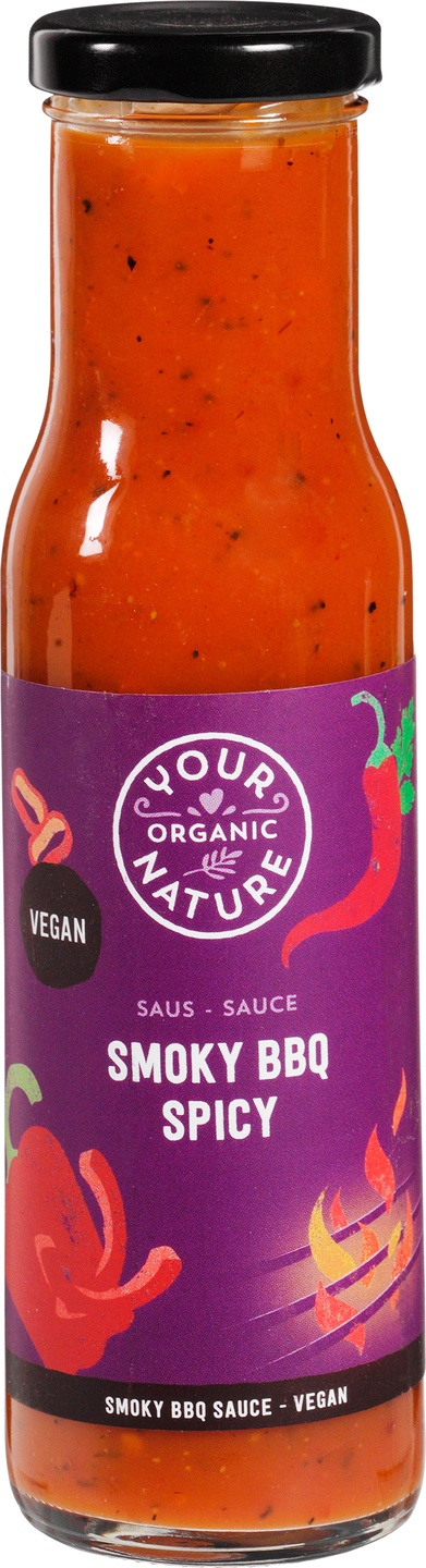 Biologische Your Organic Nature Barbecuesaus 250 ml